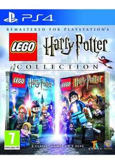Lego Harry Potter Collection (Ps4) £18.85 @ simplygames