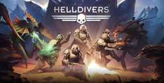 Helldivers PC Steam 50% off £7.99