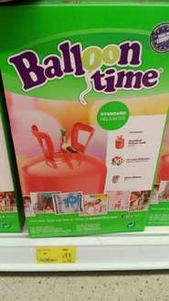 Balloon Time Helium Kit, £11 instore @ Asda Toryglen