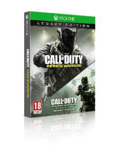 Call of Duty: Infinite Warfare - Legacy Edition (Xbox One) £34.50 Delivered @ Coolshop