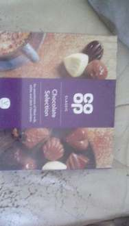 Co-op chocolates reduced from £2 to £0.60!