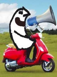 Megaphone - Pulse MP20 10W - just £7.64 (free delivery) CPC Farnell