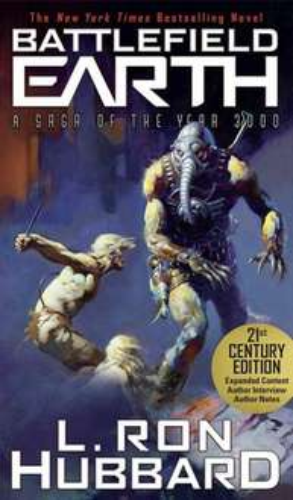 Battlefield Earth - L. Ron Hubbard 96p Kindle edition @ Amazon