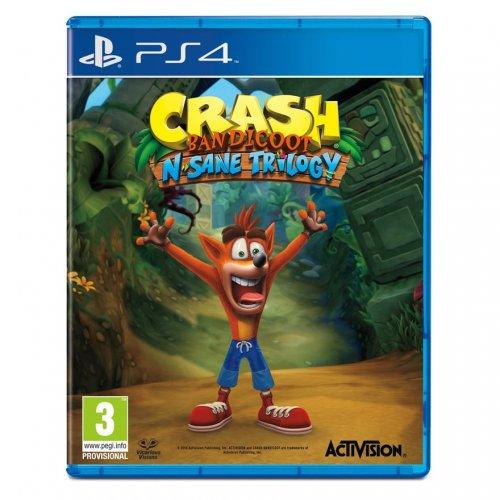 Crash Bandicoot Pre-order £27.99 @ smyths instore only