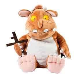 """Gruffalo's Child 16"""" plush toy - £7.50 INSTORE at Tesco"""
