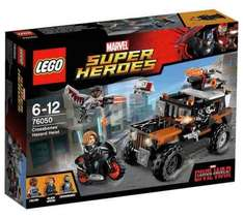 Lego marvel set 76050 £13.99 @ Argos