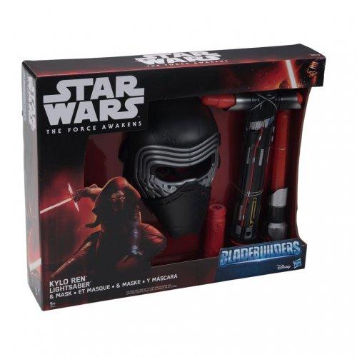 Star Wars The Force Awakens Kylo Ren Mask and Lightsaber £10 C+C / Instore @ Smyths Toys