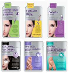 Skin Republic Buy One Get One Free Masks (Face - Sheet Masks, Hands - Gloves, Under Eye Patches, Feet - Booties), £4.99, £5.99 Or £9.99 @ Superdrug