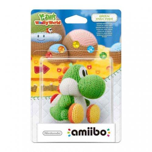 Nintendo amiibo Yoshi's Woolly World series: Yoshi Green £10 (C&C) @ Smyths