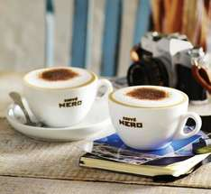 Cafe Nero - Buy One Get one For a Friend for the whole of March! - Virgin Red