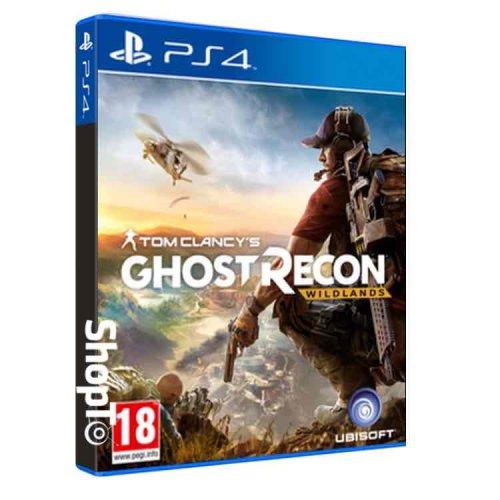 PS4 Tom Clancy,s Ghost Recon Wildlands £39.85 @ Shopto