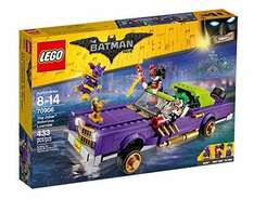 LEGO Batman The Joker Notorious Lowrider  70906 £41 Sold by Toybroker-UK and Fulfilled by Amazon