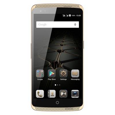 ZTE Axon Elite 4G International Edition [SD810 | 5.5 Inch 1080p | 3GB RAM | 32GB Storage | 13MP/2MP Dual Rear Camera | 8MP Front Camera | Fingerprint Sensor | All UK LTE] £136.28 @ Gearbest