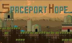 "Spaceport Hope 76% off, 19p @ Steam, with FREE game ""Polarity"""