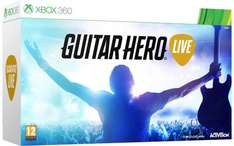 Guitar Hero Live with Guitar Controller (Xbox 360) Sold by GAME_Outlet and Fulfilled by Amazon Free Delivery Prime £2.99 Delivery Non-Prime