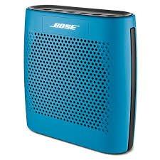 SoundLink® Colour Bluetooth® speaker (Blue Available) @ £69.95 @ Bose