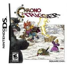 Chrono Trigger Game DS ntsc £19.99 @ 365games
