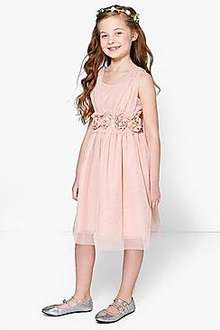 15% off and FREE standard delivery (Usually £3.99) eg Boutique floral tutu dress / bridesmaid dress was £18 now £15.30, Unicorn print t-shirt was £6 now £5.10 delivered @ Boohoo.com