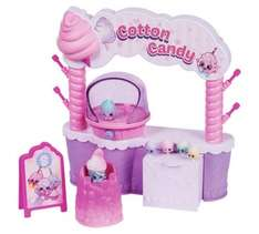 Shopkins series 7 playsets either 'cotton candy party's or 'birthday cake surprise' £12.99 @ Argos