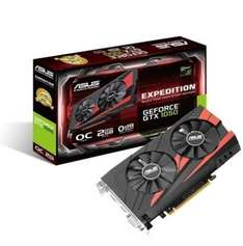 ASUS Expedition GeForce GTX 1050 OC edition 2GB - £104.99 @ Ebuyer