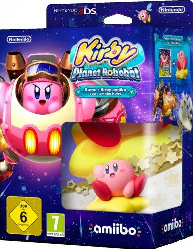 Kirby Planet Robobot + Kirby amiibo Bundle 3DS £20 Instore @ Smyths