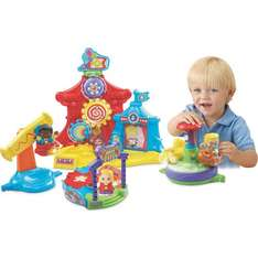 VTech Toot-Toot Friends Spin Around Carnival including free delivery £11.99 ebay / argos