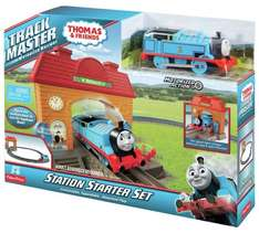 Thomas and Friends Trackmaster Wellsworth Station Playset £9.99 @ Argos