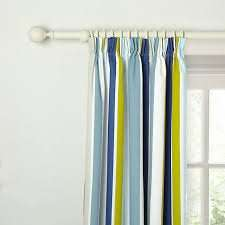 John Lewis striped blackout curtains £4.99 - £5.99 @ hungry-4-bargains Ebay