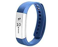Fitbit Alta Band, BeneStellar Silicon Bracelet Strap Replacement Band for Fitbit Alta Smart Fitness Tracker £3.49 prime / £7.48 non prime  Sold by BeneStellar Inc and Fulfilled by Amazon