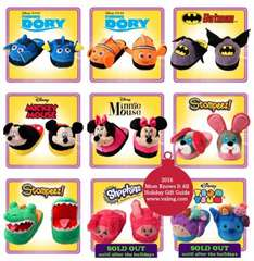 Stompeez slippers £1.99 instore @  home bargains