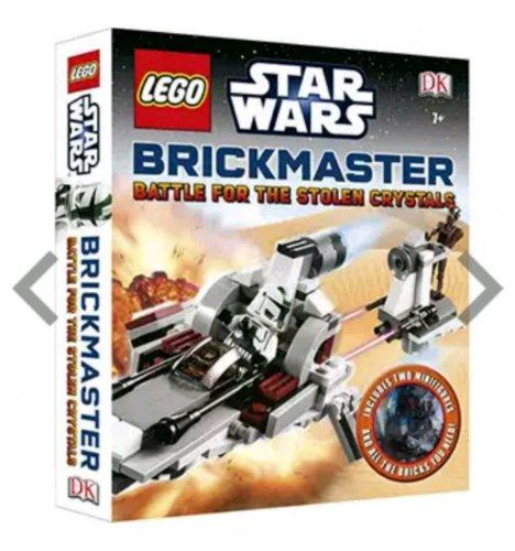 Lego Star Wars Brickmaster £10 @ The Works (Free C&C)