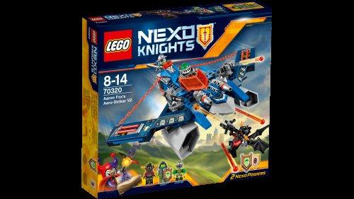 Lego Nexo Knights Aaron Fox's Aero-Striker V2 £10.00 (RRP £29.99) @Smyths Instore only)