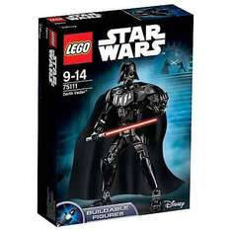 Lego Darth Vader buildable £15 @ John Lewis instore