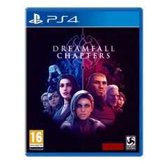 Dreamfall Chapters (PS4/XB1) £17.99 preorder with prime exclusive  @ Amazon