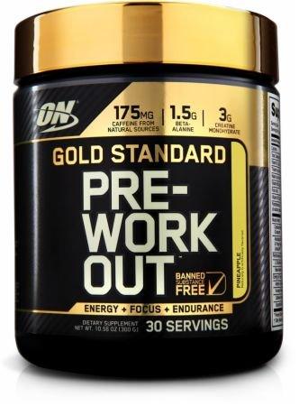 ON Optimum Nutrition: Gold Standard Pre-Workout 2 X 30 Servings £25.35  BodyBuilding.com