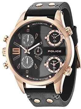 Police Men's PL.94379AEU/02 Quartz Watch £50 Amazon