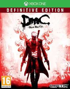 Devil May Cry: Definitive Edition £8.17 /  Metro Redux £8.09 / Murdered Soul £5.80 / Lords of the Fallen LE £6.85 (Xbox One) Delivered (Like-New) @ Boomerang via Amazon
