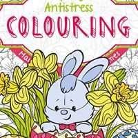 Free Spring Colouring Book pdf Download @ Antistress Colouring Facebook Page