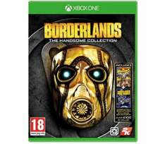 [Xbox One/PS4] Borderlands: The Handsome Collection - £11.99 Argos/eBay