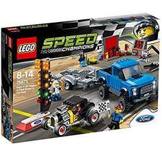 LEGO Speed Champions: Ford F-150 Raptor & Ford Model A Hot Rod £24.99 @ Amazon
