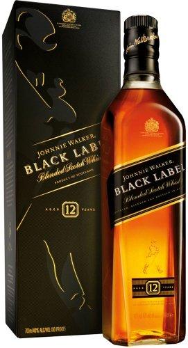 Johnnie Walker Black Label Scotch Whisky (70cl) was £30.00 now £20.00 @ Sainsbury's