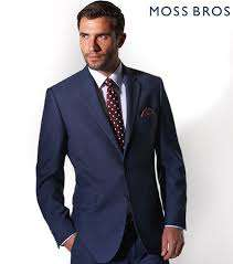 Moss Bros 2 Suits for £150
