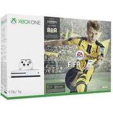Xbox One S Fifa 17 Bundle (1TB) + Forza Horizon 3 + Forza Motorsport 5 + Sunset Overdrive + Ryse: Son of Rome + RARE Replay £269.99 @ GAME