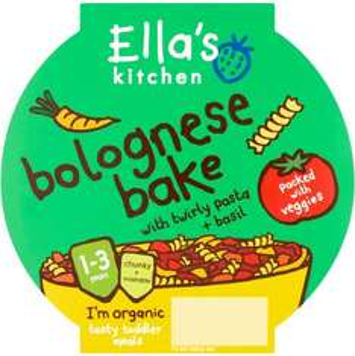 Ella's Kitchen Little Big Meal Chicken Paella (Stage 4 = 200g) was £2.20 now £1.10 @ Ocado