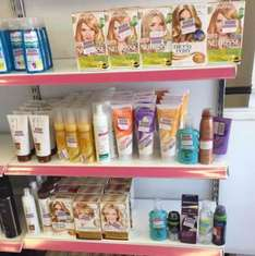Boots clearance Barking Instore items marked from 75p to £1.50