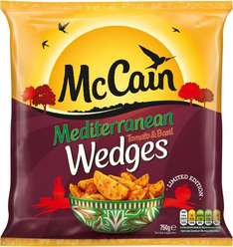 McCain Mediterranean Wedges 750g was £1.99 now £1.00 @ Morrisons
