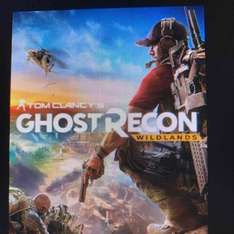 Ghost Recon Wildlands standard PC £31.99 (20% off using 100 uplay points) @ Ubisoft