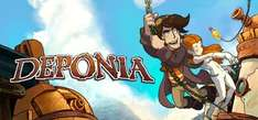 Deponia 90% off at steam £1.59