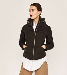 Zara Women Puffer Coats SALE! Puffer Jacket £29.99