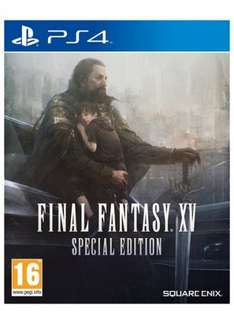 Final Fantasy XV Steelbook Special Edition £31.99 @ Argos